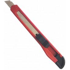 Գրենական դանակ 9 մմ կարմիր