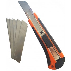 Գրենական դանակ  A100 18 մմ