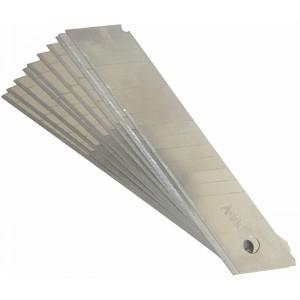 Պահուստային շեղբեր Գրենական դանակների համար 18 մմ 10 հատ