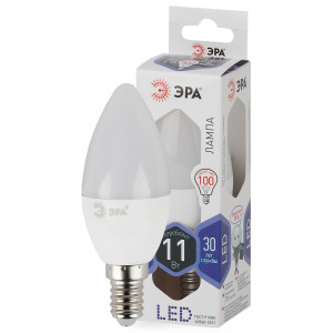 LED B35-11W-860-E14 ЭРА (սպիտակ) (ԿՈԴ S1010)