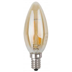 F-LED B35-7W-827-E14 gold ЭРА (դեղին) Մոդել s117