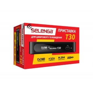 Թվային ընդունիչ Selenga Т 30