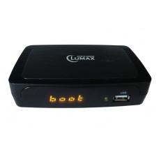 Թվային ընդունիչ Lumax DVBT2-555HD