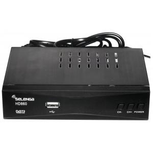 Թվային ընդունիչ Selenga HD 860